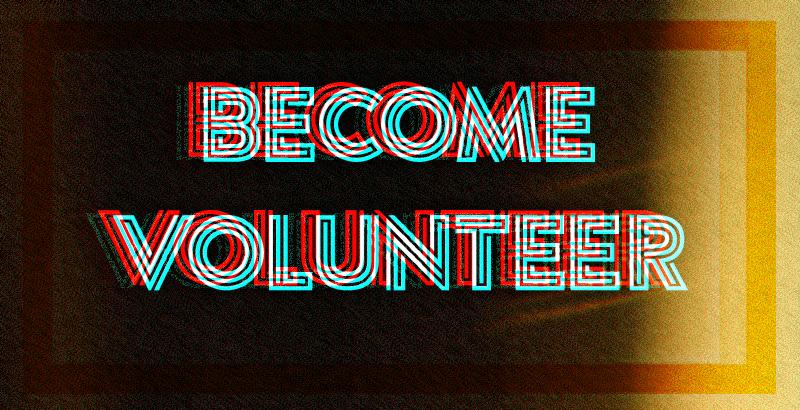 SF Calling For Volunteers