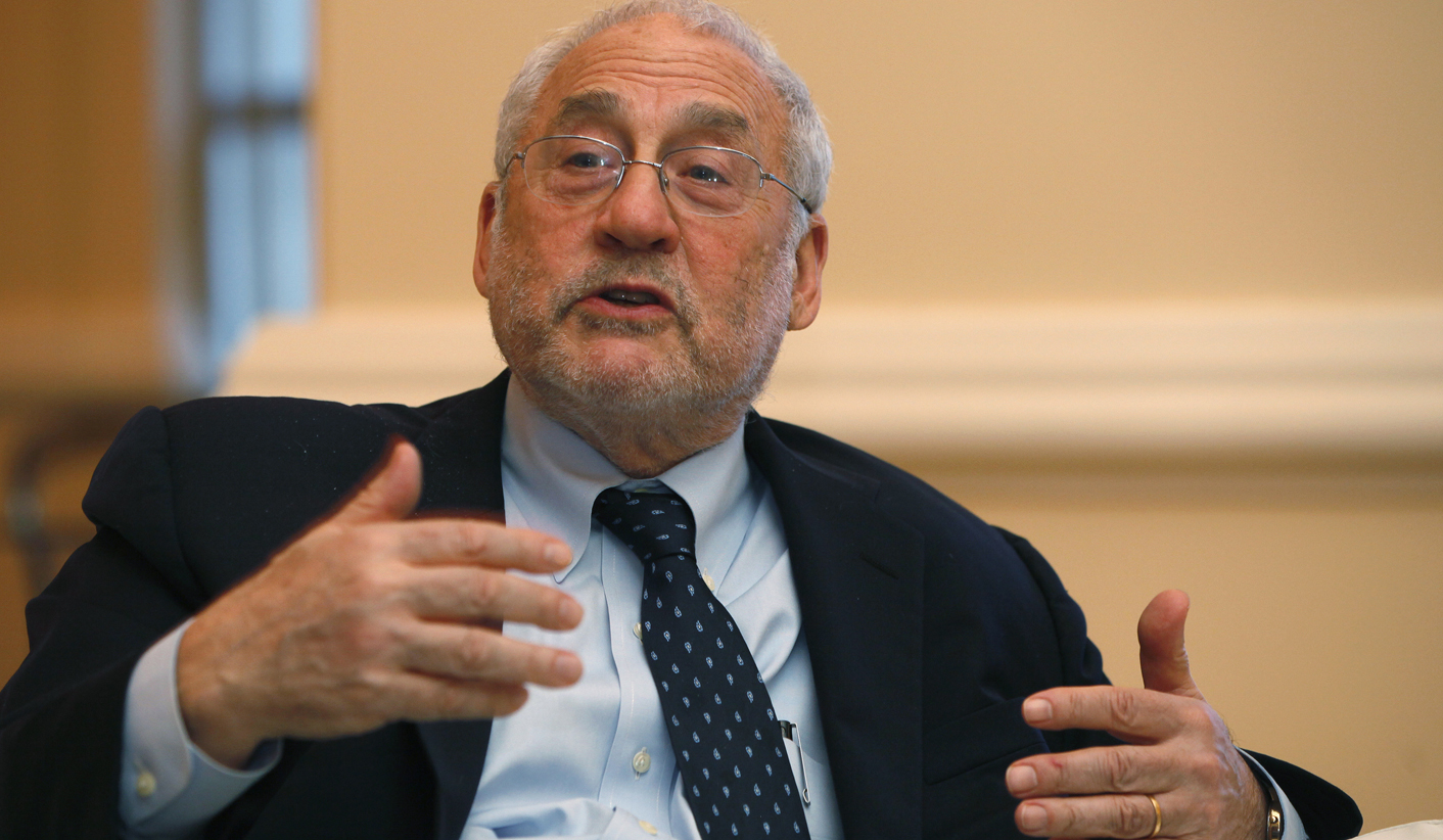 Joseph Stiglitz: Separation from the Euro may be Needed to Save the European Project