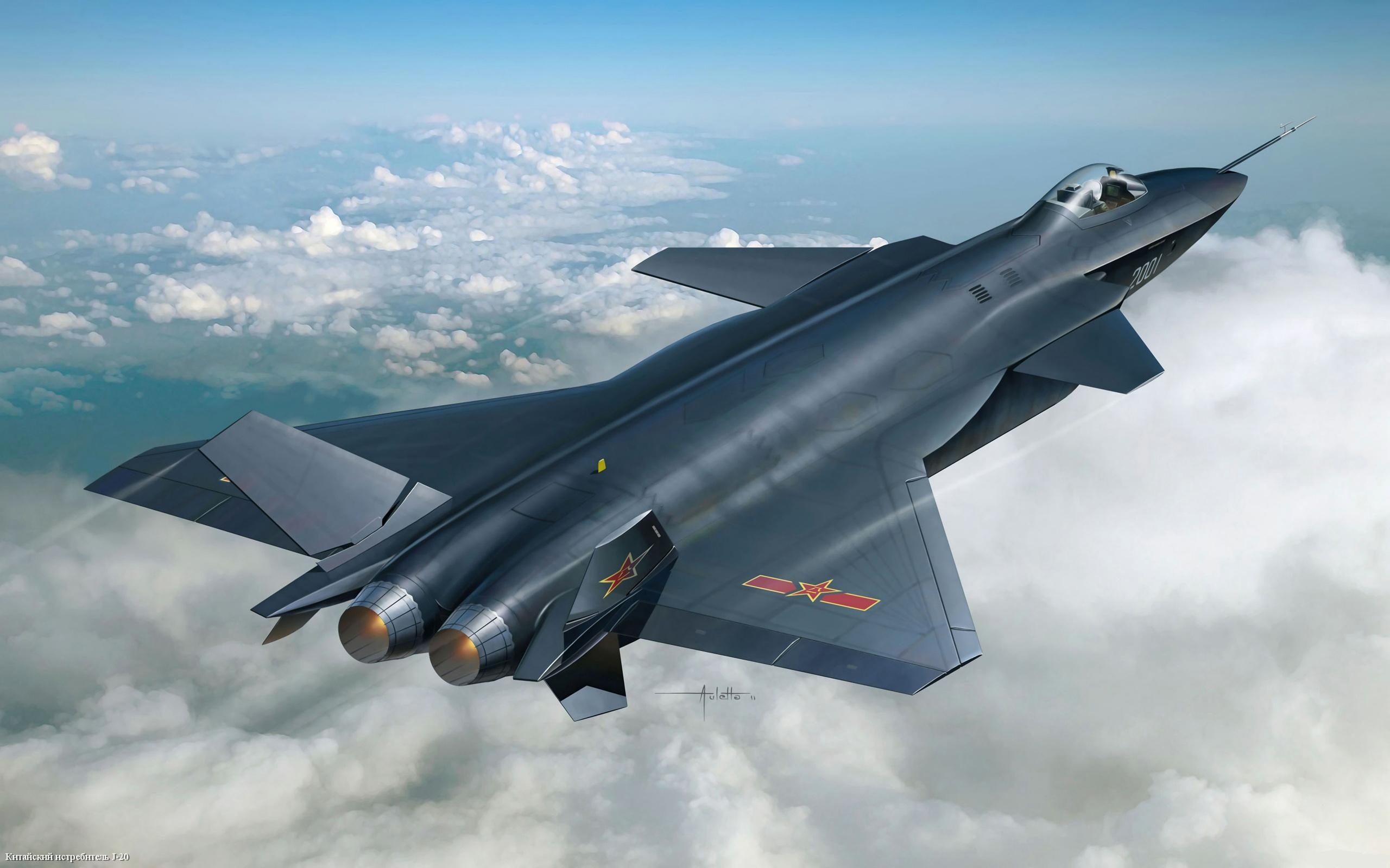 Analysis: Chengdu J-20, The Chinese Raptor?
