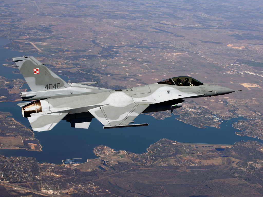 Poland's Air Force In 2020 And Beyond
