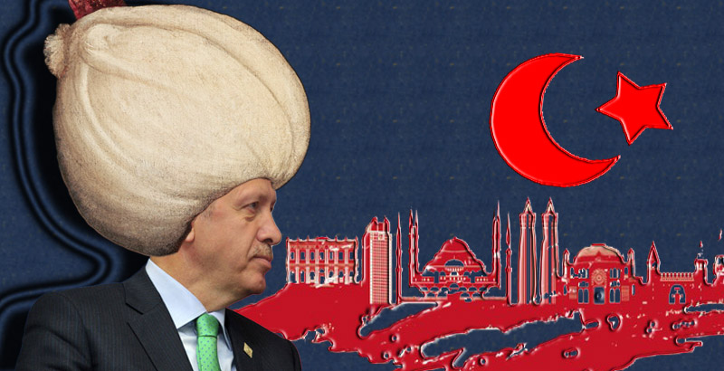 Turkey's Poisonous Hand Of Friendship