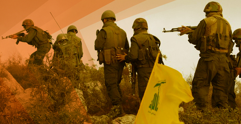 Hezbollah Fighters Reinforce Syrian Army in Northern Hama
