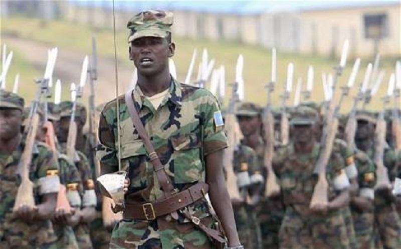 US airstrikes kill at least 22 Somali soldiers