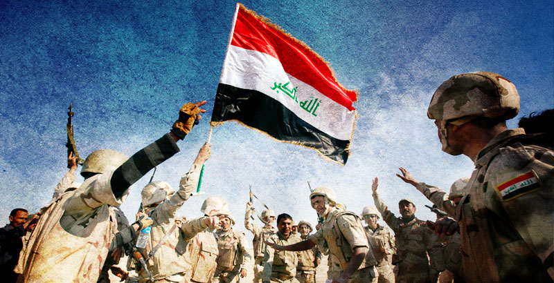 Iraqi Forces Liberate Strategic District in Anbar