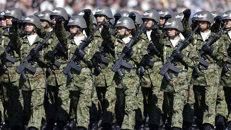 Japanese Military Asks for Record $50bn Defense Budget to Oppose China & N. Korea