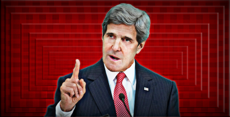 John Kerry: Assad & Russia Want to Pursue Military Victory in Syria