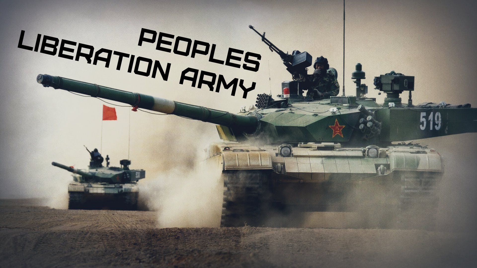 The Chinese Military Increases Its Capabilities
