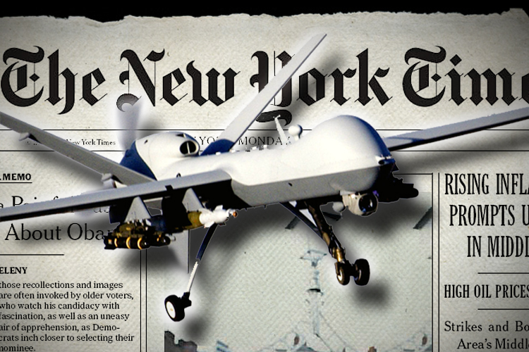 New York Times and the New McCarthyism