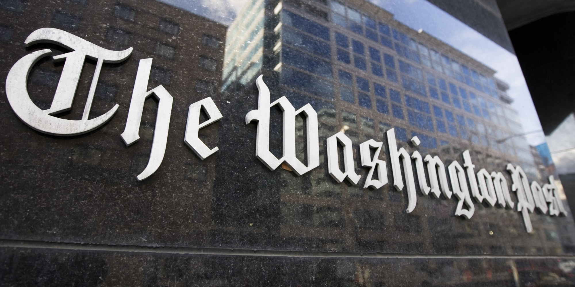 Washington Post: Mocking Conspiracy Theories While Creating Their Own