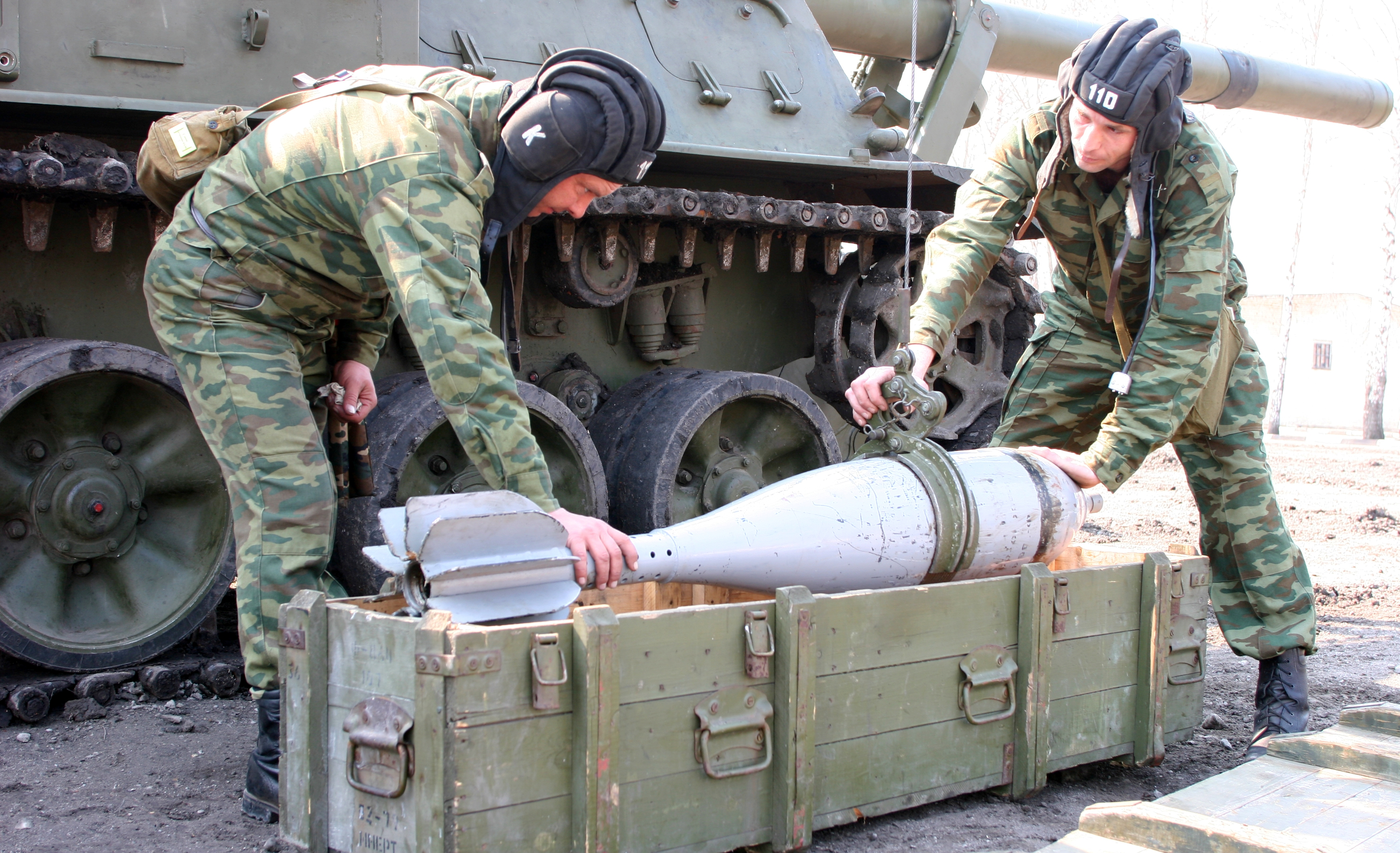 Russia to Deploy 2 More Artillery Divisions Armed with Soviet Weapon Systems near Ukrainian Border