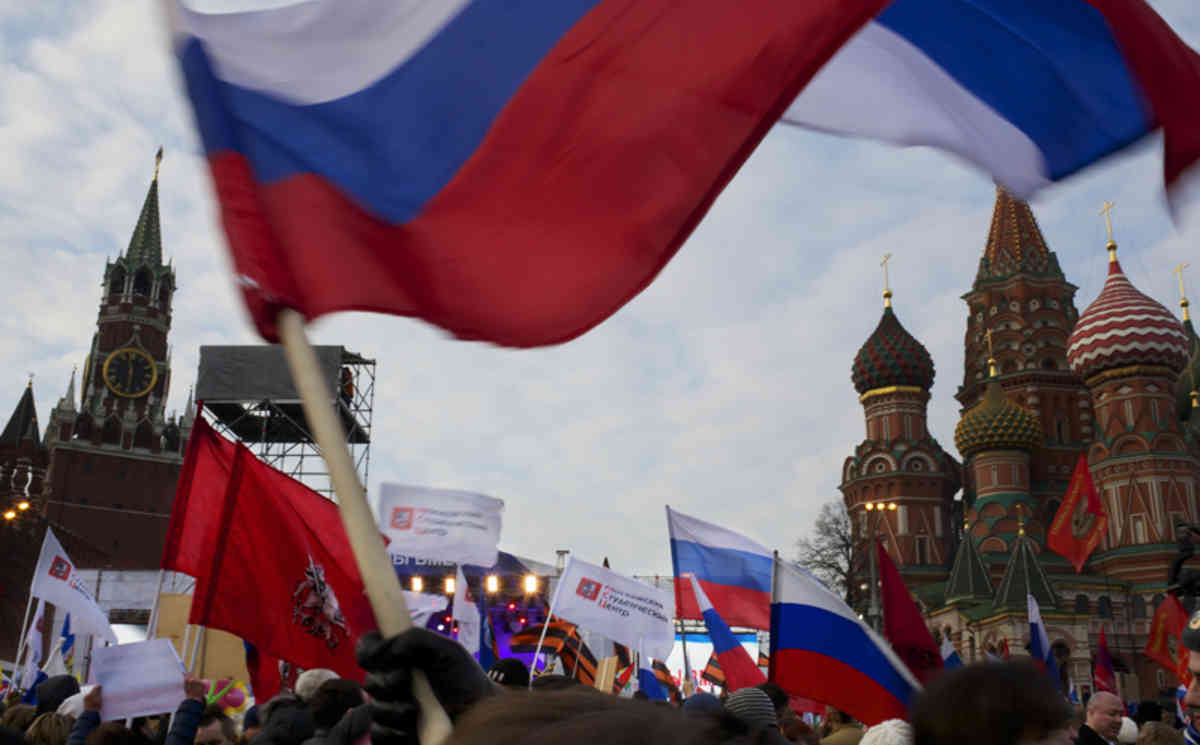 Discussing Russia's Economy