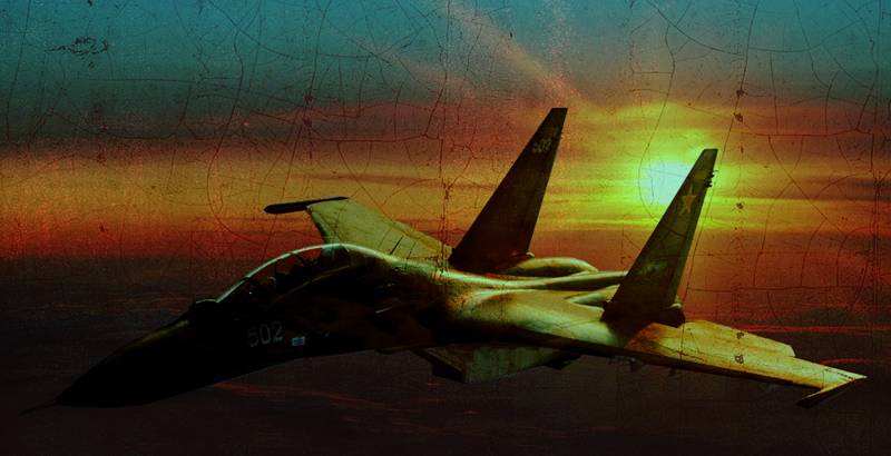Russian Aerospace Forces Deilivered over 115 Air Strikes on Terrorist Targets in Aleppo
