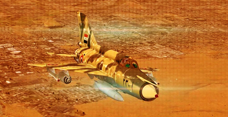 Syrian Air Force Strikes Positions of Foreign Militants in Aleppo