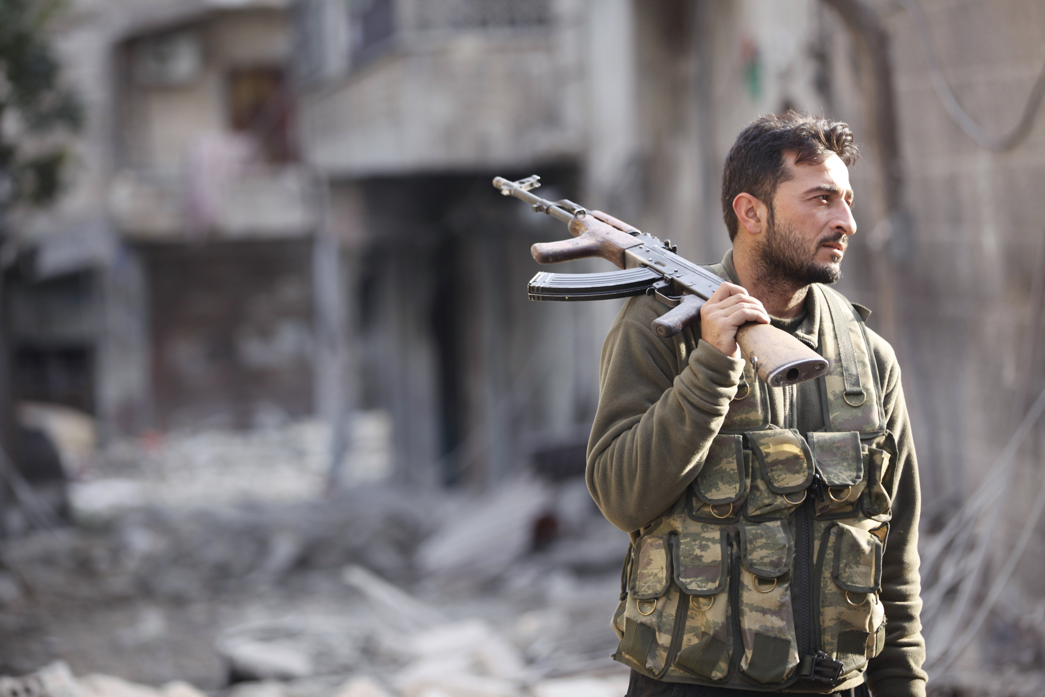 At Least 60 Terrorists Killed & 70 Wounded in Mourek, Northern Hama