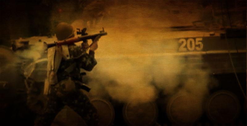 Fierce Battle Broke Out Near Donetsk Airport in Donbass (Video)