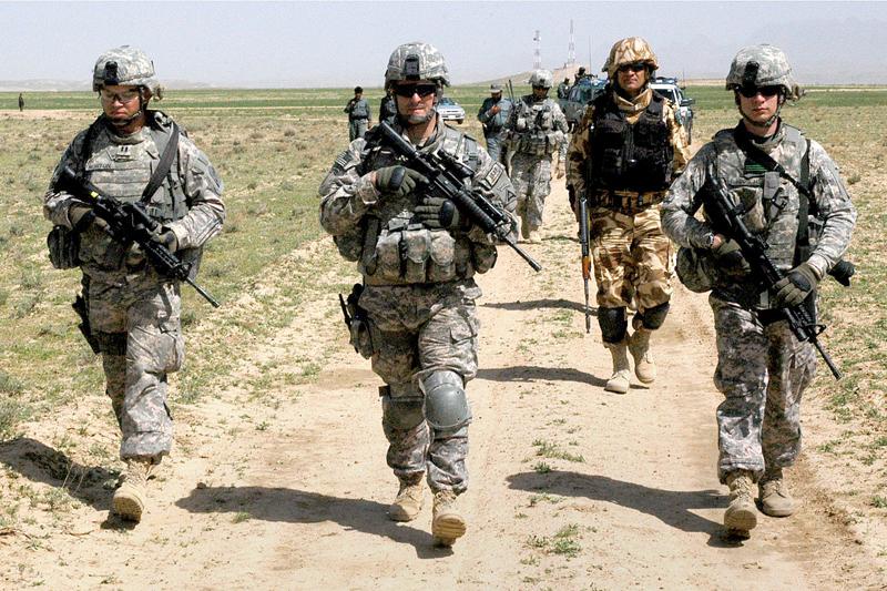 US Military Increasing Their Presence in Ukraine