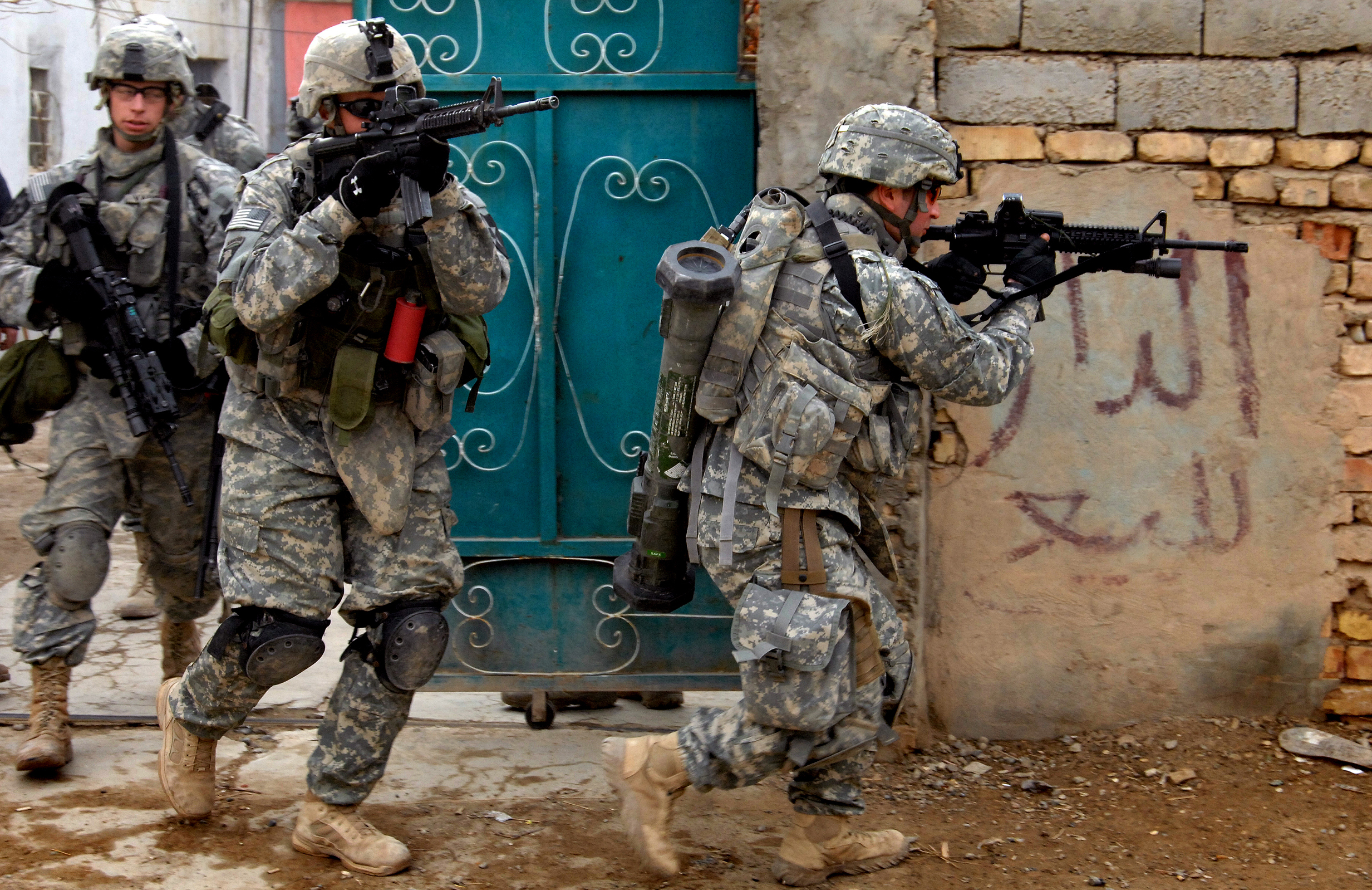 US to Deploy 600 More Troops to Iraq for Mosul Offensive
