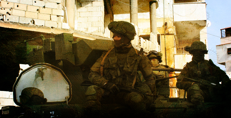Russian Military Deploys Operative Groups in Aleppo and Hama