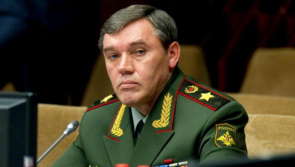 Russian GenStaff to US: Terrorists Must Not Be Driven from Place to Place, but Be Eliminated