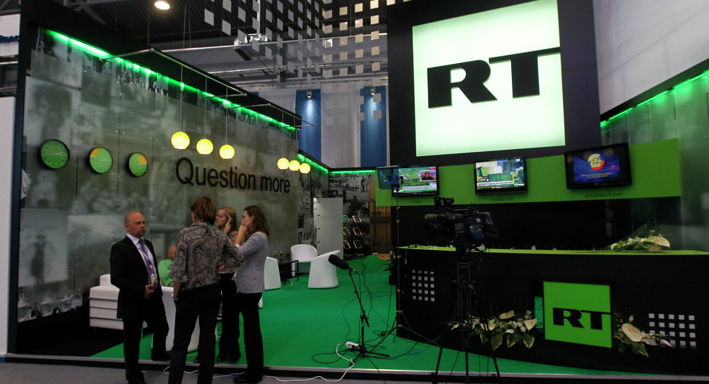 All of RT's Bank Accounts Blocked in UK - Russian Foreign Ministry Says London Abadons All Its Freedom of Speech Obligations