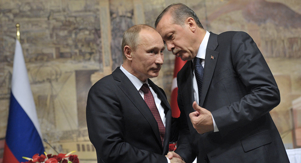 Moscow to Share Intelligence on Syria with Turkey