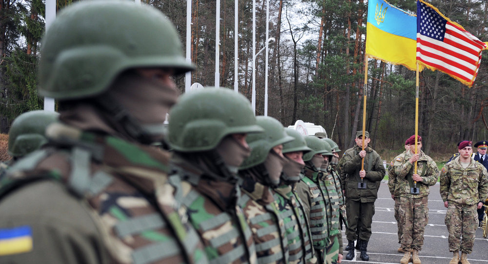 NATO Military Instructors Were Onboard Helicopter Shot Down in Donbass