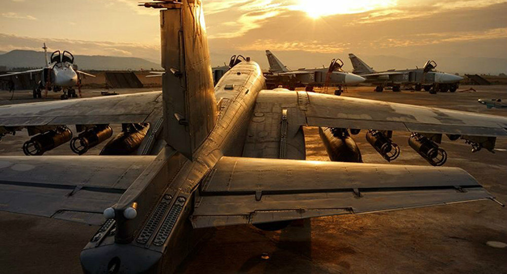Russia's Parliament Ratifies Indefinite Deployment of Air Force in Syria