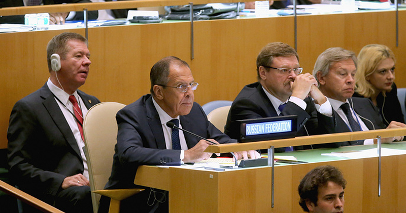 Russia Accuses US of Blocking UNSC Statement on Shelling of Russian Embassy in Syria