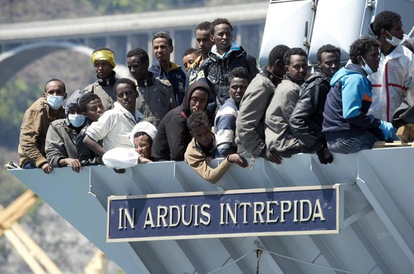 "German Federal Government Warns Of ""Dramatic"" Migration From Africa"