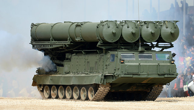 Russia Completes Dlivery of S-300 Air Defense Missiles to Iran