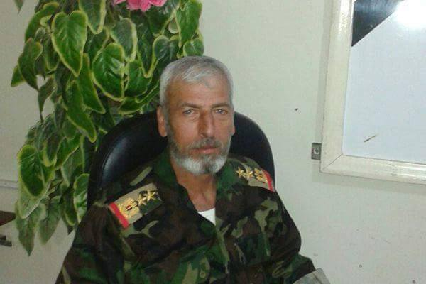 Syrian Air Force kills high ranking FSA commander in northern Homs