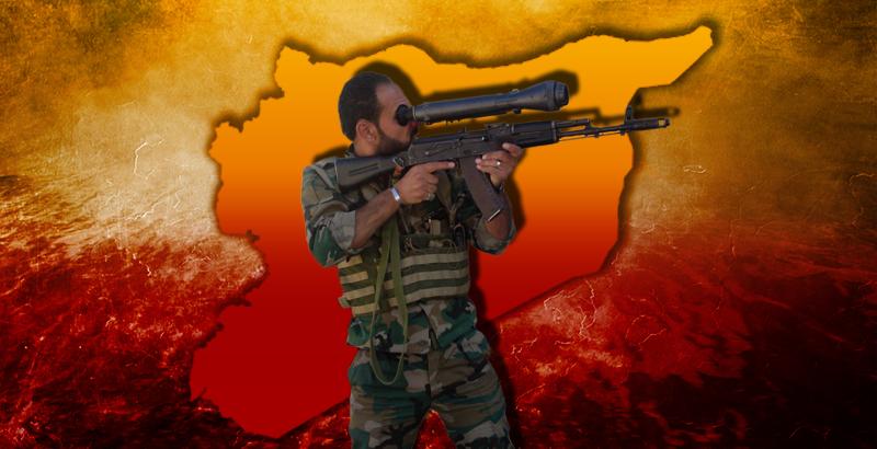 Syrian Army Attacks ISIS Terrorists in Al-Mahr, Al-Sha'er Oilfields