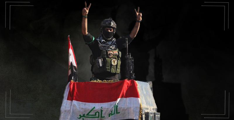 Iraqi Artillery Fire Hitting ISIS Targets inside Mosul