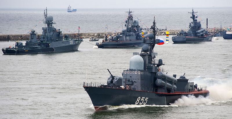 Russia Strengthens Baltic Fleet Amid Rising Tensions with NATO