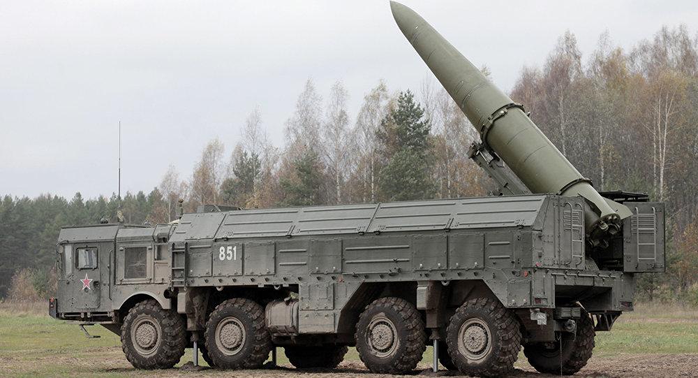 Media: US Intelligence Believes that Russia Deployed Iskanders near Kaliningrad
