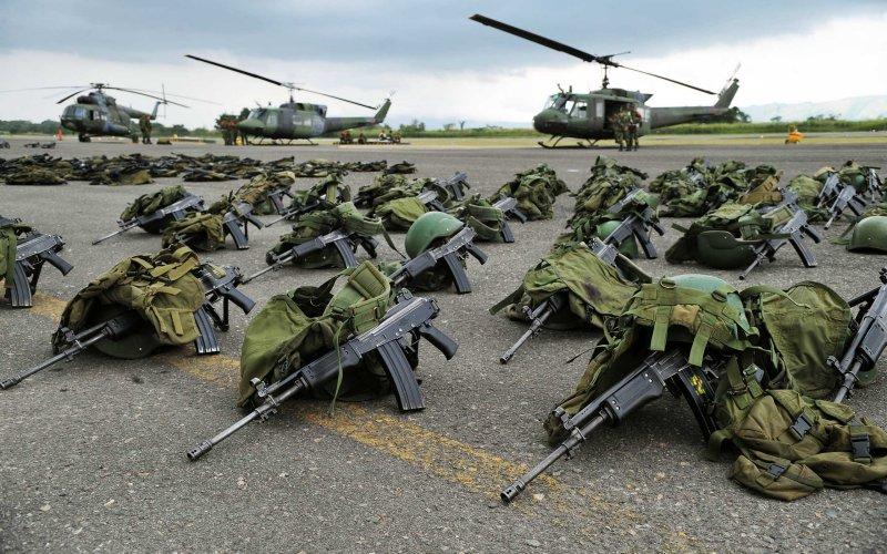 US Army's Stolen Secret Weapons Sold on eBay