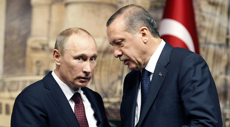 Erdogan: Russia & Turkey Agreed on Joint Actions in Aleppo