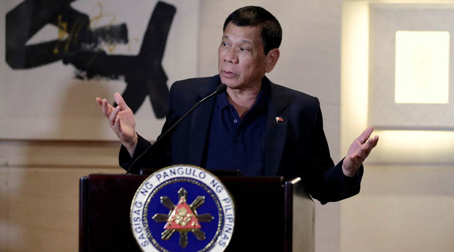 Philippines' President Announces 'Separation' from US during China Visit