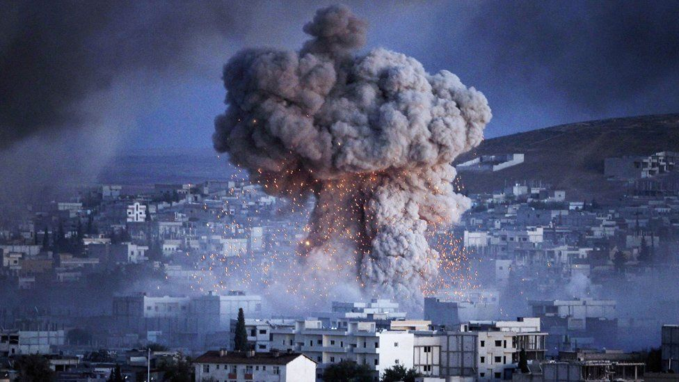 "Opinion: Syria - Is The U.S. Preparing A ""False Flag"" Bombing?"
