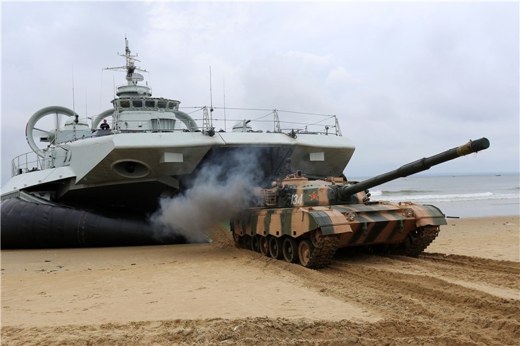 Military Analysis: Chinese Amphibious Capabilities