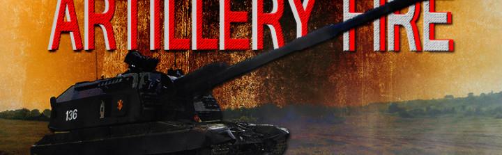artillery-fire