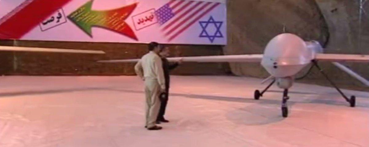 Iran Published Photos of Captured US Combat Drone (Photos)