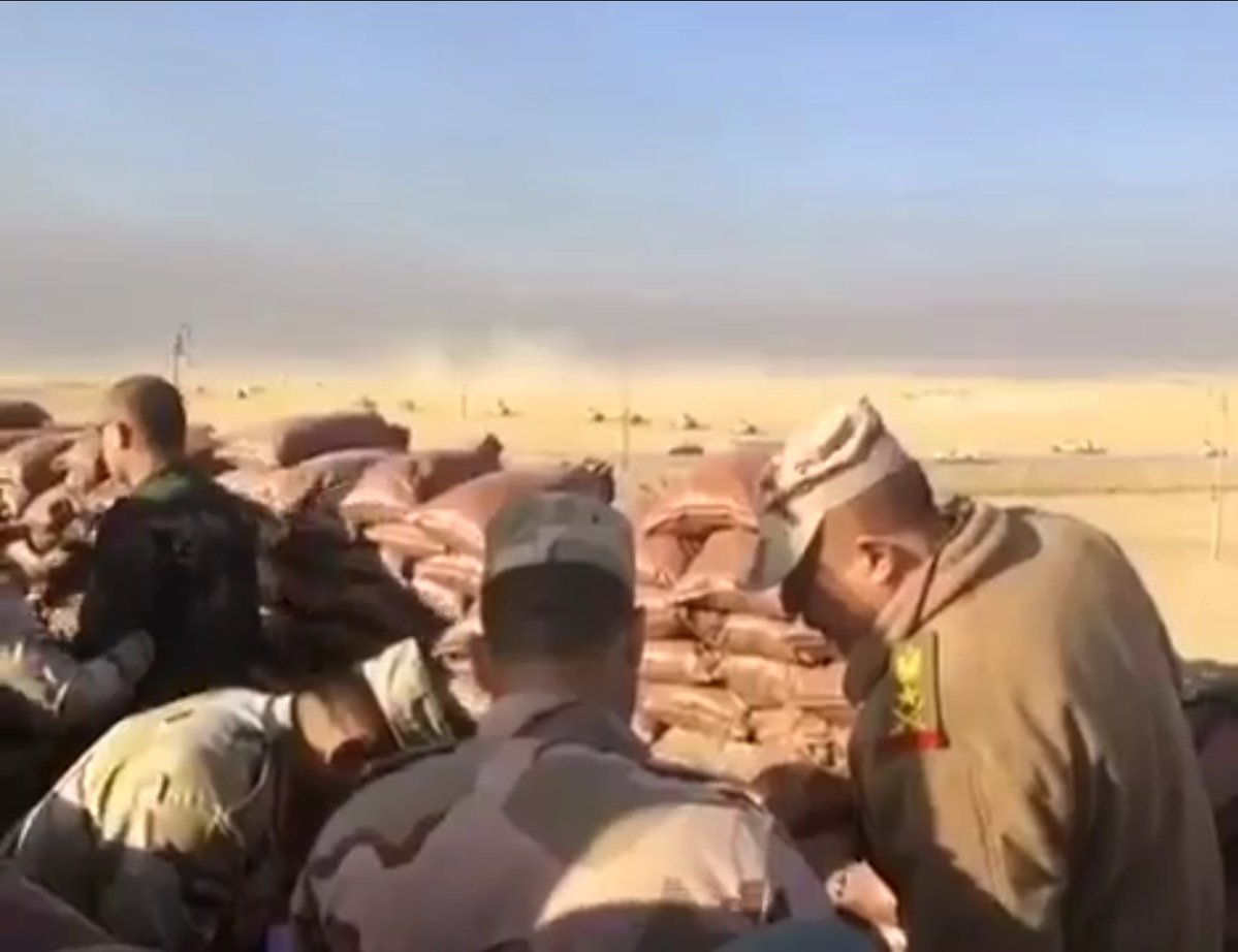 Overview of Battle for Mosul on October 17, 2016 (Maps, Many Photos, Videos)