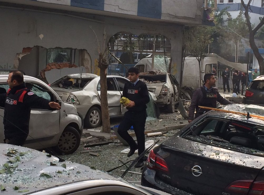 Bomb Attack Hits Istanbul Police Station Near Ataturk Airport