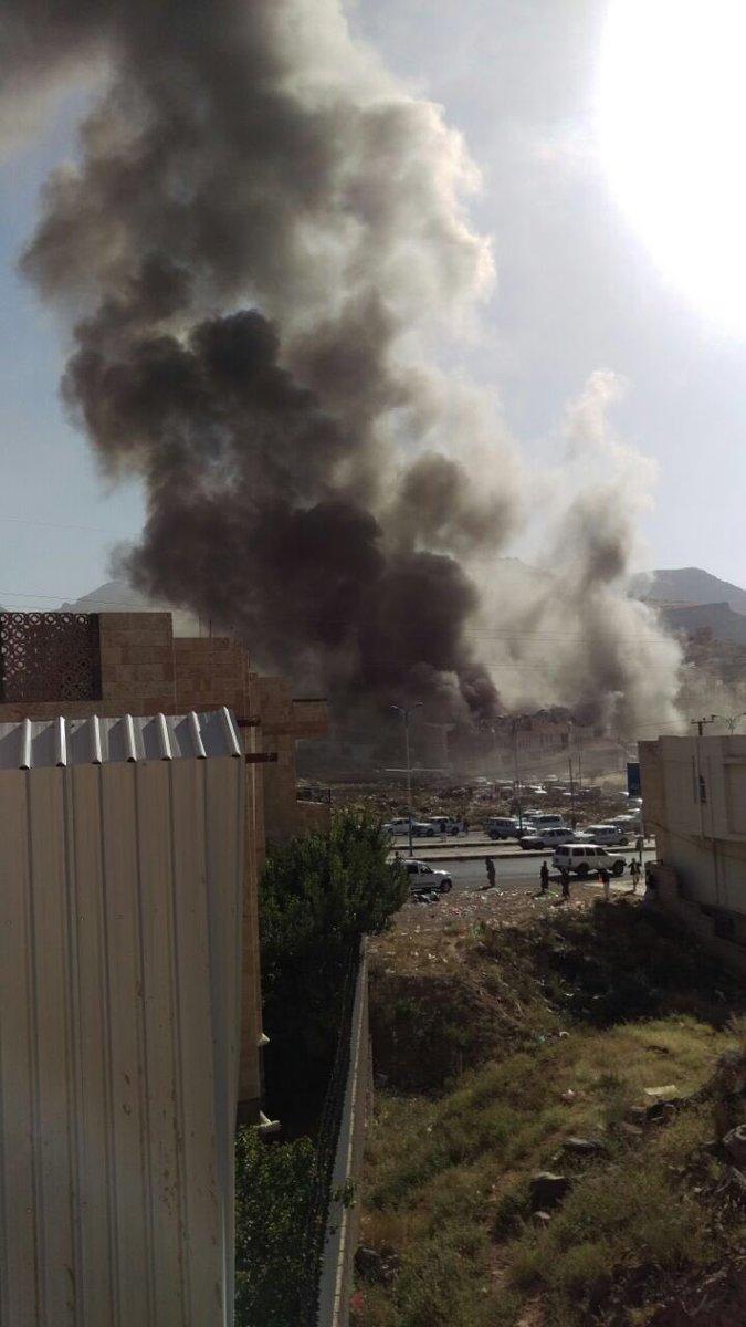Saudi Warplanes Bomb Funeral in Yemeni Capital: UN Says 140 Killed, Hundreeds Wounded (Video, Photos)