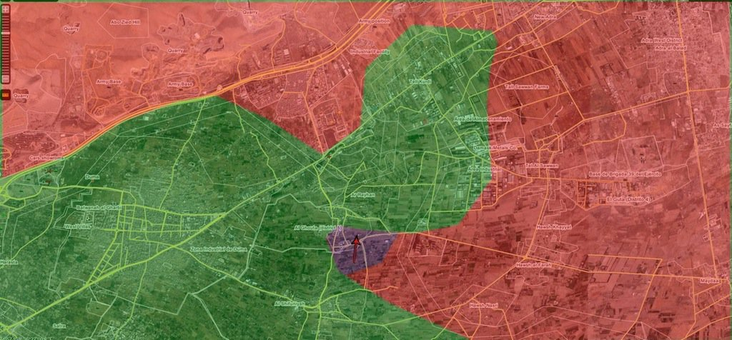Syrian Govt Forces Take Upper Hand on Militants in Eastern Ghouta
