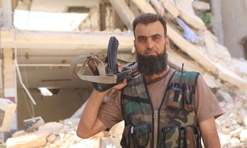 Prominent Leader of Liwa Shuhada al-Islam Was Killed in Infighting amid Syrian Army's Advances in Hama