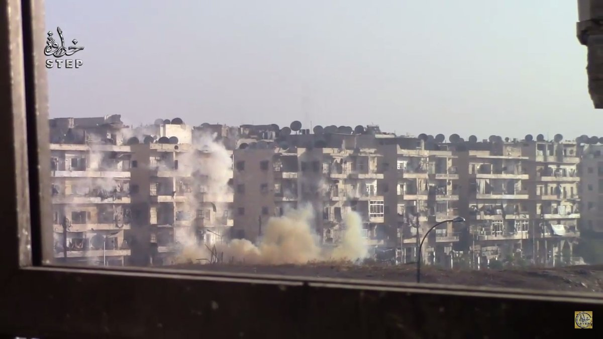 US-backed 'Opposition' Provokes Further Military Operations in Aleppo City Itself