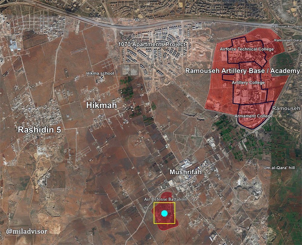 Overview of Military Situation in Aleppo City on October 24 (Maps, Videos)
