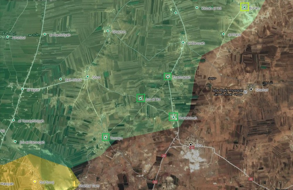 Turkey-led Forces Advancing on Strategic Town of Al-Bab in Northern Syria